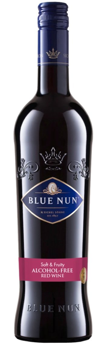 Blue Nun Red Alcohol-Free 75cl