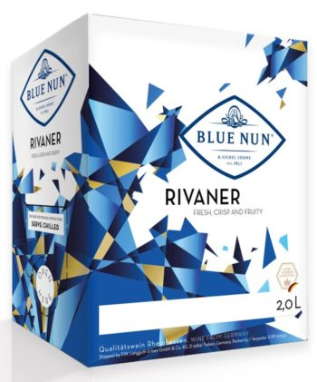 Blue Nun Rivaner 200cl BIB