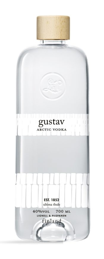 Gustav Arctic Vodka 70cl