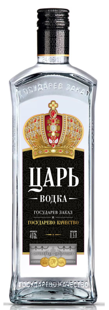 Tsar Vodka 50cl