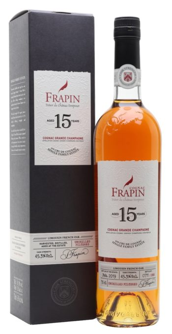 Frapin 15 Years Old Grande Champagne 70cl giftbox