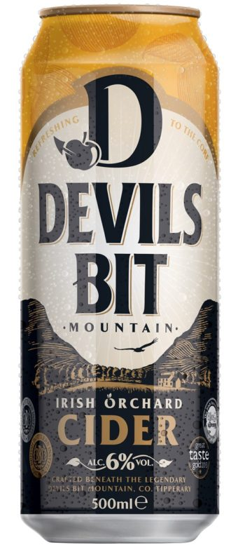 Devils Bit Mountain Cider 50cl CAN